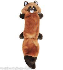 ZippyPaws Plush Dog Toys Squeaky Dog Toys Raccoon Dog Toy Stuffing Free Dog Toys