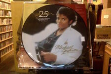 MIchael Jackson Thriller 25 Picture Disc LP new vinyl
