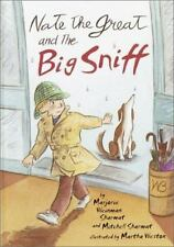 Nate the Great and the Big Sniff-ExLibrary