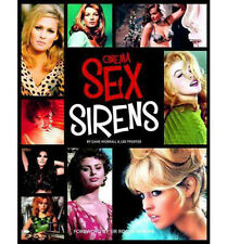 Cinema Sex Sirens (Paperback) Book - Dave Worral and Lee Pfeiffer - ADULTS ONLY