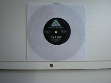 45 Vinyl Records Bay City Rollers It's A Game