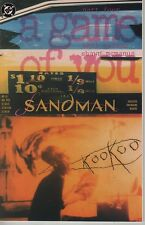 Sandman #35 A Game of You part 4 comic book Neil Gaiman