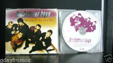 Backstreet Boys - As Long As You Love Me 4 Track CD Single