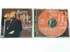 BARRY WHITE YOUR LOVE CD