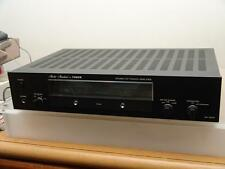 FISHER BA-3000 STEREO POWER AMPLIFIER / ENDSTUFE / MIT ANLEITUNG