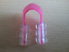 ADULT SWIMMING NOSE CLIPS PINK