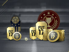 FIFA 17 - FUT - ULTIMATE TEAM - 100.000 Coins - 100k Münzen - XBOX ONE