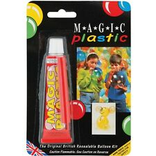 RED Magic Plastic Balloons Modelling Inflating Bubble Sculpting Toy 15026
