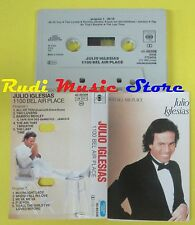 MC JULIO IGLESIAS 1100 bel air place 1984 holland CBS 40-86308 no cd lp dvd vhs