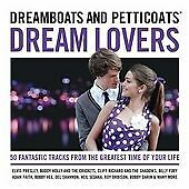 Dreamboats & Petticoats - Dream Lovers (2 X CD)
