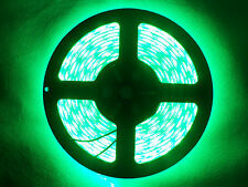 500cm LED Flexible Strip light 5M SMD 5050 Green Color Waterproof IP65 300 LEDs