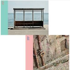 BTS-WINGS:YOU NEVER WALK ALONE Album 2 Ver. Set CD,Photo Book,Card,Stand Photo