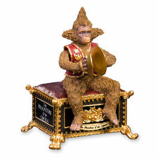 Phantom of the Opera Animated Monkey Figurine, San Francisco Music Box Company