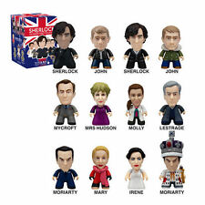 Sherlock Titans 221B Baker Street Collection Figure Display Case of 20 Blind Box
