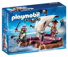 Playmobil 6682 Pirate Raft