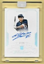 2016 Panini Flawless #BP Byung-Ho Park Uncirculated Rookie Autograph #17/25