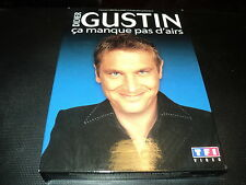 "DVD ""DIDIER GUSTIN - CA MANQUE PAS D'AIRS"" spectacle musical"