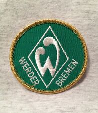 SV WERDER BREMEN FC FOOTBALL CLUB BUNDESLIGA GERMANY SOCCER VINTAGE PATCH