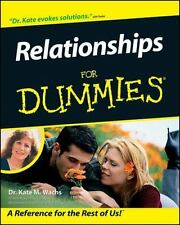 Relationships For Dummies by Wachs, Kate M.