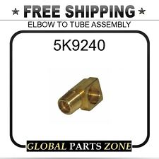5K9240 - ELBOW TO TUBE ASSEMBLY  for Caterpillar (CAT)