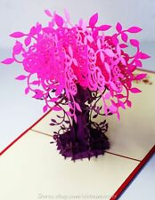 3D Flower Bouquets Pop up Card, Thank You Popup Card, High Quality Pop up Cards