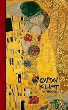 Signature Ser.: Gustav Klimt Notebook : The Kiss (cuaderno / Portable / Gift)...