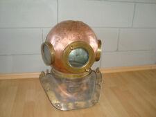 Rare Original Soviet russian 12-bolt Diving Helmet  made in USSR/ 1975
