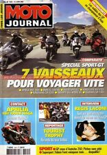 MOTO JOURNAL 1524 DUCATI 944 ST2 APRILIA RSV 1000 Haga Replica RST BMW K1200 RS