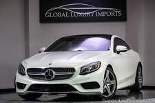 Mercedes-Benz : S-Class S550 4MATI