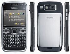 "Nokia E72 Unlocked 3G network WIFI GPS 5MP Camera 2.4"" Mobile Phone."