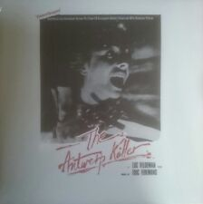 Eric Feremans The Antwerp Killer OST1983 Finders Keepers Euro horror soundtrack