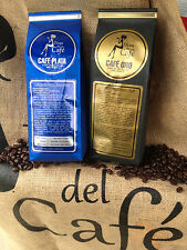 Diosa del Cafe Oro and Plata Nicaraguan Coffee Beans Full City Medium Roast bags