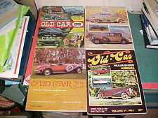 QUENTIN CRAFT ILLUSTRATED OLD CAR VALUE GUIDE 4 VOLUME #4 #2 LOT  xlnt