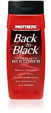 Mothers Back To Black Trim & Plastic Restorer