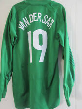 Manchester United Van Der Sar 2004-2005 Goalkeeper Football Shirt Large /38036