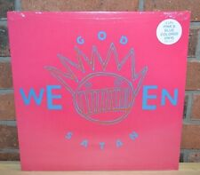 WEEN - God Ween Satan, Limited 180G 2LP PINK/BLUE COLORED VINYL New & Sealed!
