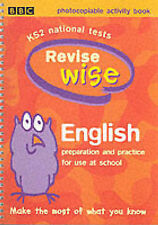 Revise Wise: English - Photocopiable Activity Book: KS2 National Tests, Good Con