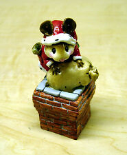 Wee Forest Folk - For Sale is One (1) DOWN THE CHIMNEY (M-143)