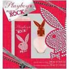 NIB-Womens Playboy Play It Rock EDT 1 oz Perfume & Body Mist Fragrance Gift Set