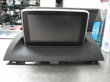 GRG468 2015 MAZDA 3 TOUCH SCREEN DISPLAY WITH MODULE