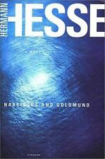 Narcissus and Goldmund: A Novel, Hesse, Hermann, Good Book