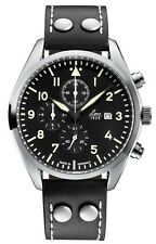 Brand New Laco German Made Men's Trier Quartz Chronograph Watch # 861915