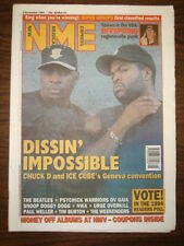 NME 1994 DEC 3 CHUCK D ICE CUBE OFFSPRING BEATLES NWA