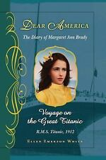 Dear America: Voyage On The Great Titanic-ExLibrary