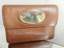 Mulberry Natural Veg Tanned Leather Purse/Wallet - DELIGHTFUL!!
