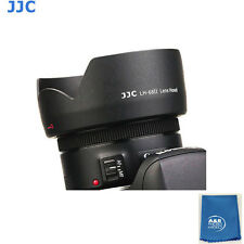 JJC LH-68II Bayonet Mount flower Lens Hood For Canon EF 50mm f/1.8 STM ES68