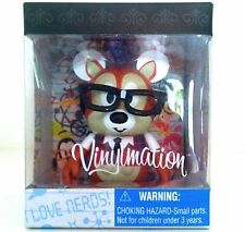 "DISNEY VINYLMATION 3"" NERDS ROCK ""CHIP"" & DALE RED COLLECTIBLE TOY PARK FIGURE"