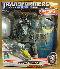 Transformers Mechtech skyhammer 8 pollici figura DARK OF THE MOON MIB!
