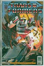 IDW Publishing Transformers Infiltration #1 January 2006 VF+
