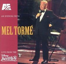 A&E Presents: An Evening With Mel Torme - Live From The Disney Institute 1996 by